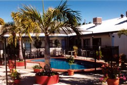 Peppercorn Motel  Restaurant - St Kilda Accommodation