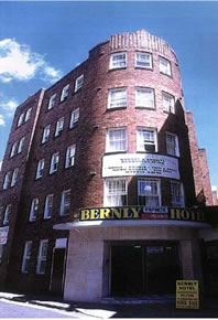 Bernly Private Hotel - St Kilda Accommodation