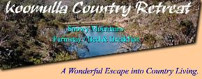 Koomulla Country Retreat - St Kilda Accommodation