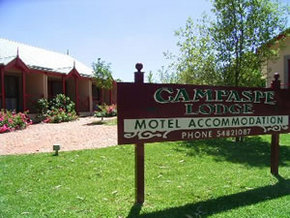 Campaspe Lodge - St Kilda Accommodation