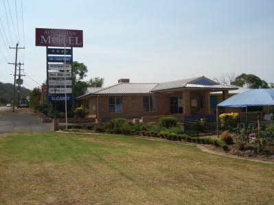 Almond Inn Motel - St Kilda Accommodation
