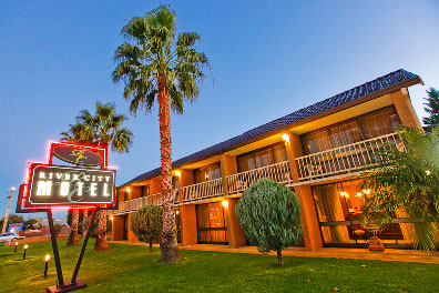 Mildura River City Motel - St Kilda Accommodation