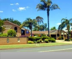 Jacaranda Place Motor Inn - St Kilda Accommodation