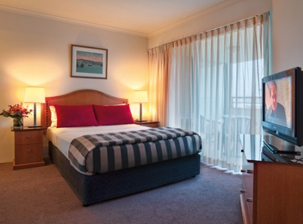 Medina Executive James Court Canberra - St Kilda Accommodation