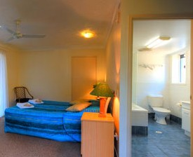 Blue Waters Motel - St Kilda Accommodation