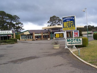 Governors Hill Motel - St Kilda Accommodation