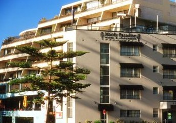 Manly Paradise Motel And Apartments - St Kilda Accommodation