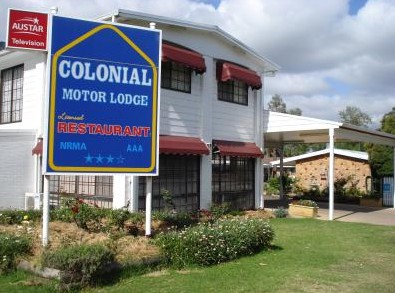 Colonial Motor Lodge - St Kilda Accommodation