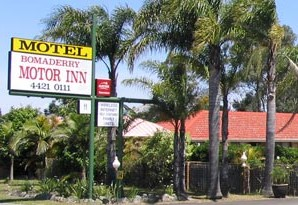 Bomaderry Motor Inn - St Kilda Accommodation