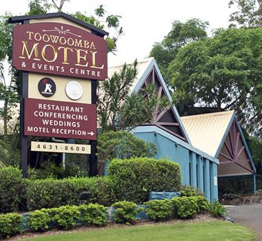 Toowoomba Motel - St Kilda Accommodation