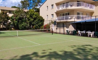 Paradise Grove Holiday Apartments - St Kilda Accommodation
