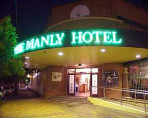The Manly Hotel - St Kilda Accommodation