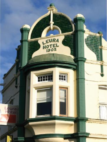 Leura Hotel - St Kilda Accommodation