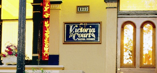 Victoria Court Hotel - St Kilda Accommodation