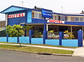 City Centre Motel - St Kilda Accommodation