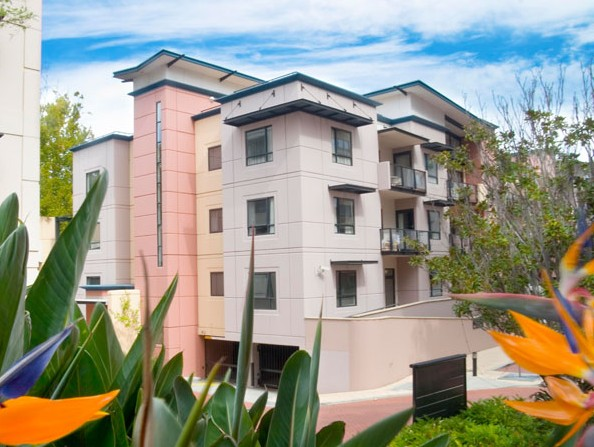 Mounts Bay Waters Apartments - St Kilda Accommodation