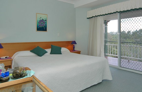 Eumundi Rise Bed And Breakfast - St Kilda Accommodation