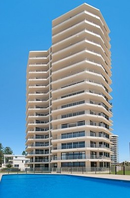 Beachside Tower - St Kilda Accommodation