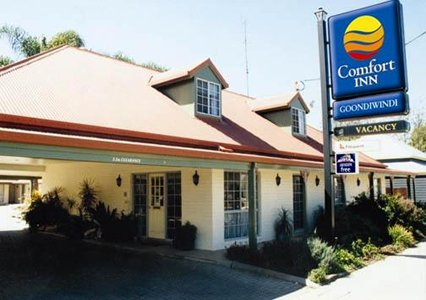 Comfort Inn Goondiwindi - St Kilda Accommodation
