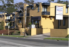 Pathfinder Motel - St Kilda Accommodation