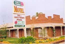 Top Of The Town Motel - St Kilda Accommodation