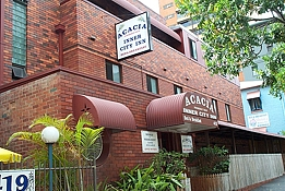 Acacia Inner City Inn - St Kilda Accommodation