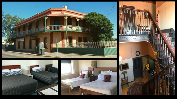 Pampas Motel - St Kilda Accommodation