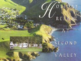 Second Valley Caravan Park - St Kilda Accommodation
