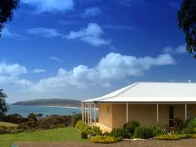 Seascape Lodge on Emu Bay - St Kilda Accommodation
