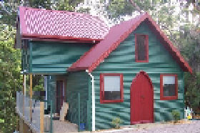 Cape Cottage - Sisters Beach Accommodation - St Kilda Accommodation