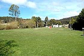 Mole Creek Camping Ground - St Kilda Accommodation