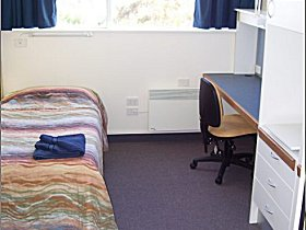 University of Tasmania - Christ College - St Kilda Accommodation