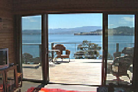 Bruny Island Accommodation Services - Captains Cabin - St Kilda Accommodation