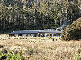 Forest Walks Lodge - Eco-Accommodation - St Kilda Accommodation