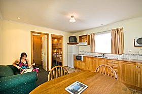 Leisureville Caravan Park - St Kilda Accommodation