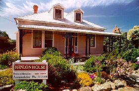 Hanlon House - St Kilda Accommodation