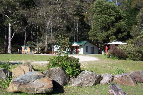 Mountainside Nature Retreat - St Kilda Accommodation