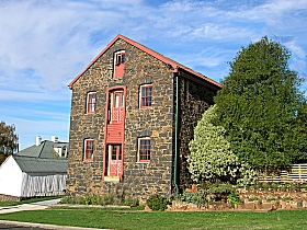 Bluestone Grain Store BB - St Kilda Accommodation