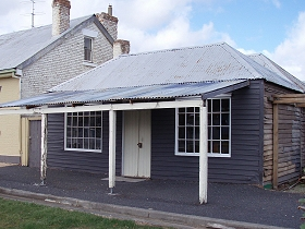 Elm Corner Cafe and Accommodation - St Kilda Accommodation