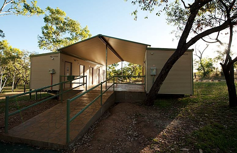 Cobbold Gorge - St Kilda Accommodation