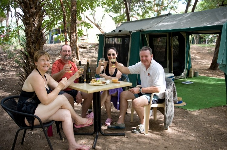 Adels Grove Camping Park - St Kilda Accommodation