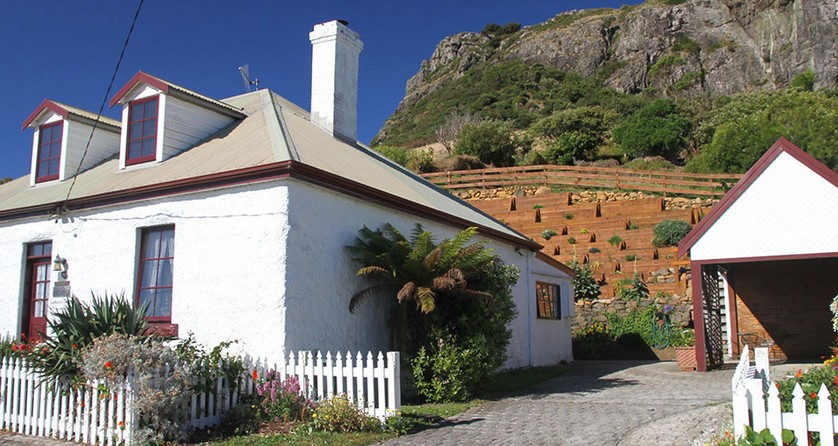 Captains Cottage - St Kilda Accommodation