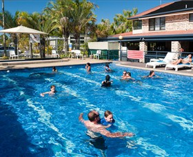 Noosa Caravan Park - St Kilda Accommodation