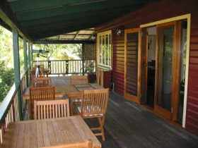 Musavale Lodge - St Kilda Accommodation