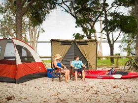 Boreen Point Campground - St Kilda Accommodation
