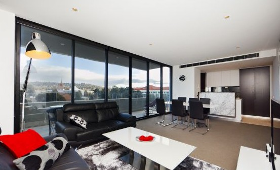 Apartments by Nagee Canberra - St Kilda Accommodation