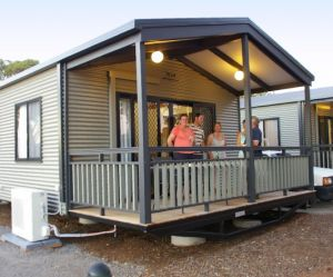 Broken Hill Tourist Park - St Kilda Accommodation