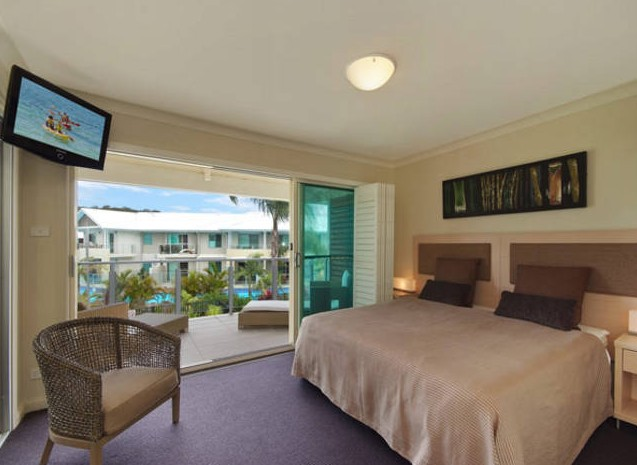 Pacific Blue Townhouse 358 - St Kilda Accommodation