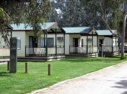 Howlong Caravan Park - St Kilda Accommodation