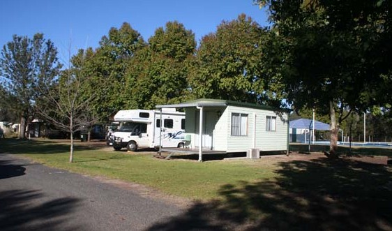 Bingara Riverside Caravan Park - St Kilda Accommodation